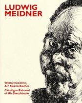 Boek cover Ludwig Meidner van Gerd Presler