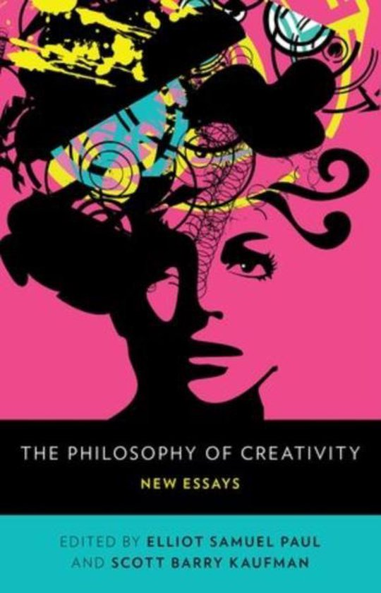 Boek cover The Philosophy of Creativity van Paul
