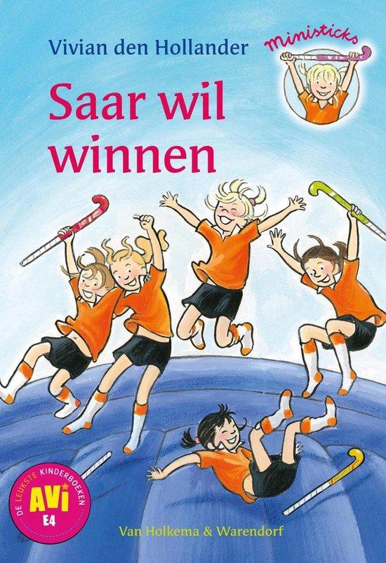 Ministicks 1 - Saar wil winnen - Vivian den Hollander  