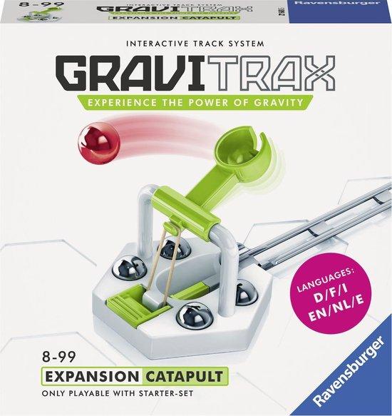 Afbeelding van GraviTrax® Catapult uitbreiding - Knikkerbaan / Kogelbaan