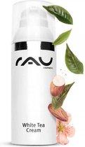 RAU White Tea Cream - 50 ml - zachte anti-age 24h crème met witte thee en aloë vera