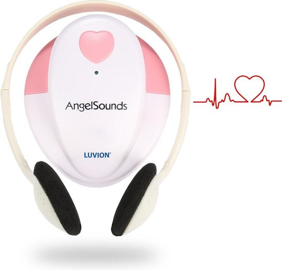 Luvion Doppler - Angelsounds - Baby hartje monitor