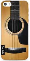 Casetastic Softcover Apple iPhone 5 / 5s / SE - Guitar