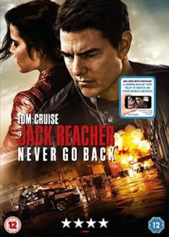 Jack Reacher 2: Never Go Back