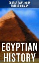 Boek cover Egyptian History van George Rawlinson