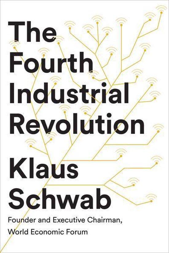 Boek cover The Fourth Industrial Revolution van Klaus Schwab (Onbekend)