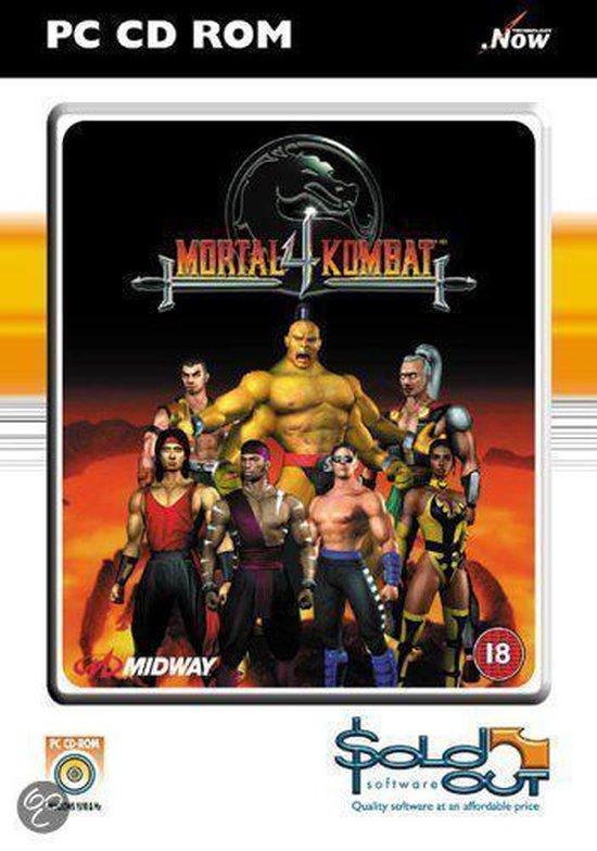 Mortal Kombat 4 – Windows