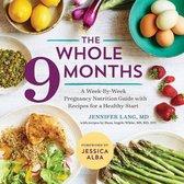 Boek cover The Whole 9 Months van Jennifer Lang (Paperback)