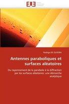Antennes Paraboliques Et Surfaces Al�atoires