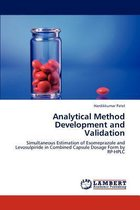 Analytical Method Development and Validation