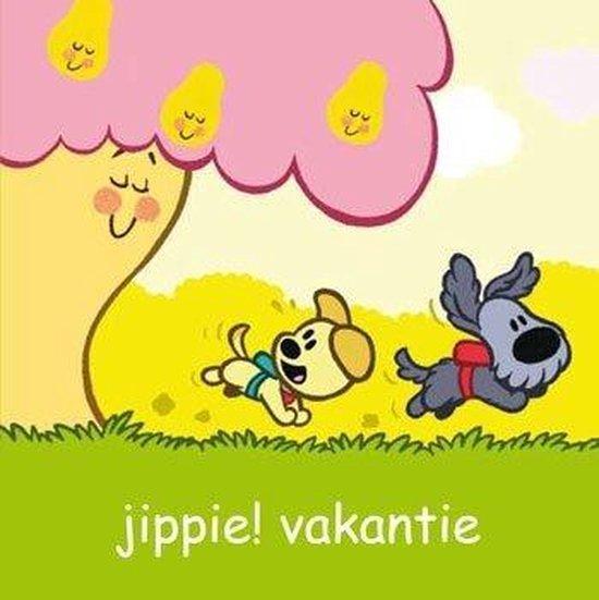 Super bol.com   Woezel & Pip Jippie! Vakantie Wenskaart KS-64