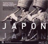 Japan - Shakuhachi Master - Musical Offering