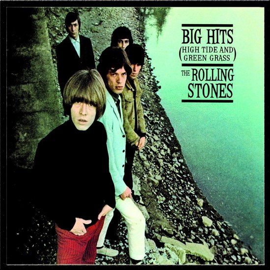 Big Hits (High Tide & Green Grass) (LP) - The Rolling Stones