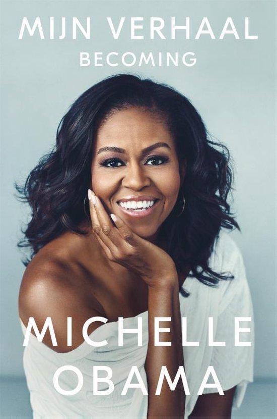 Boek cover Mijn verhaal van Michelle Obama (Paperback)