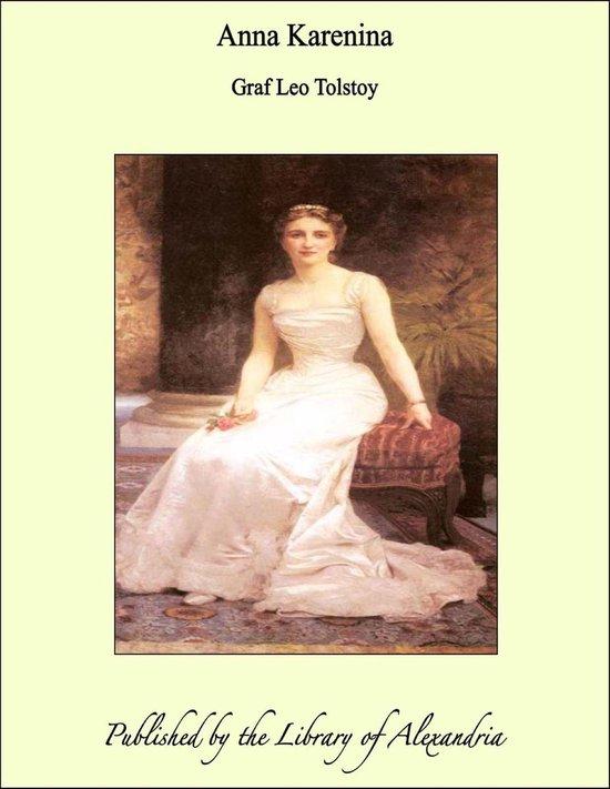 Boek cover Anna Karenina van Lev Tolstoj (Onbekend)