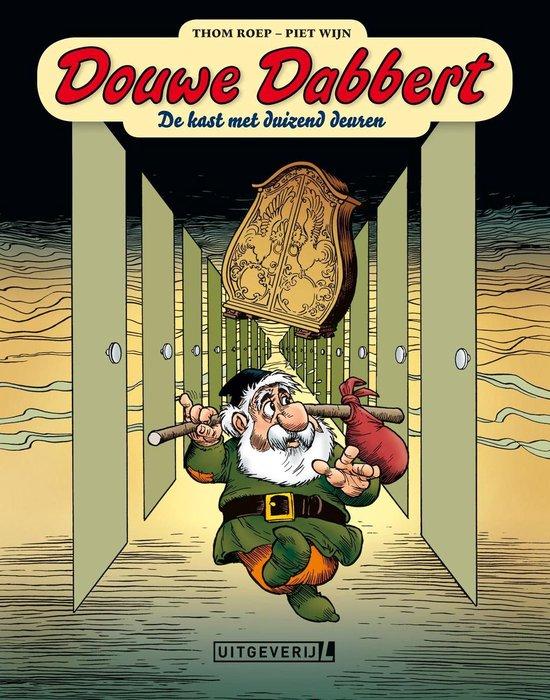 Douwe Dabbert 18 - De kast met duizend deuren - Thom Roep |