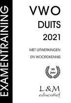 Examentraining Vwo Duits 2021