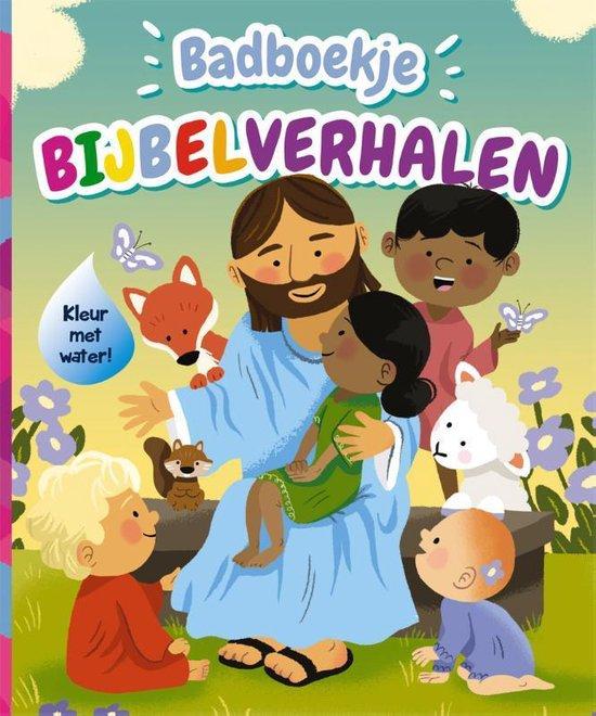 Boek cover Badboekje Bijbelverhalen van Cecilie Fodor (Onbekend)