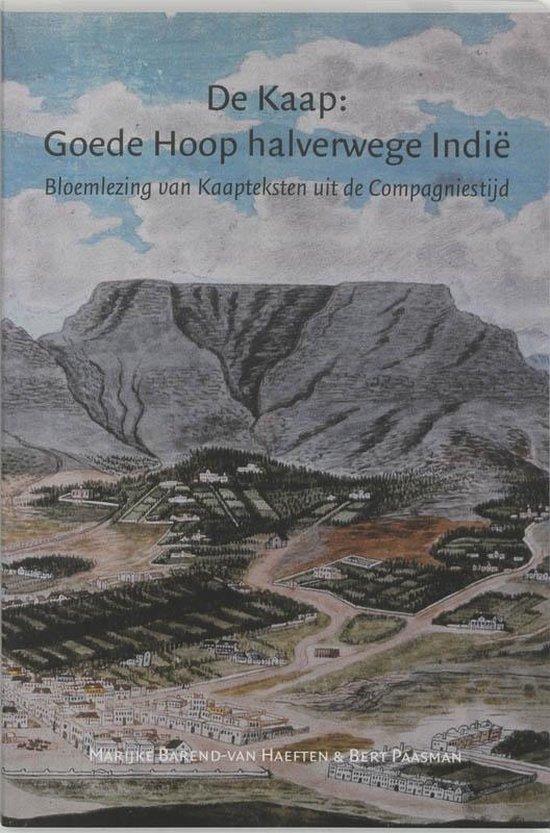 De Kaap : Goede Hoop halverwege Indie - none |
