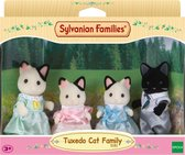 Sylvanian Families familie tuxedo kat 5181