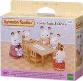 Sylvanian Families 4506 Eettafelset  - Speelfigurenset