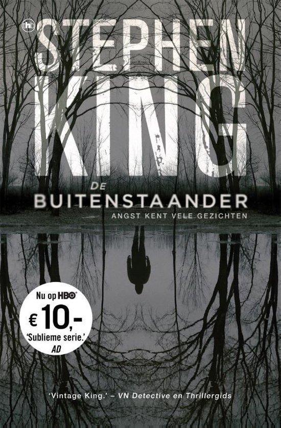 Boek cover De buitenstaander van Stephen King (Paperback)