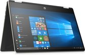 HP Pavilion x360 14-dh1001nb - 2-in-1 Laptop - 14 Inch - Azerty