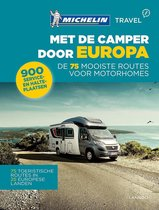 Boek cover Met de camper door Europa van Michelin