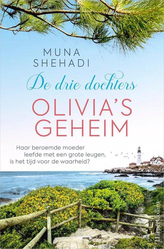 Boek cover Olivias geheim van Muna Shehadi (Onbekend)