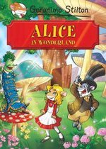 Alice in Wonderland. Van Lewis Carrol (Stilton)