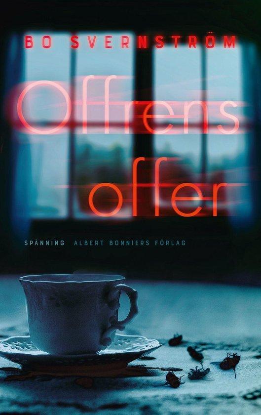 Boek cover Offrens offer van Bo Svernström (Onbekend)