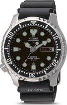 Citizen Promaster Diver - Horloge - 42 mm - Zilverkleurig / Zwart - Automatisch uurwerk
