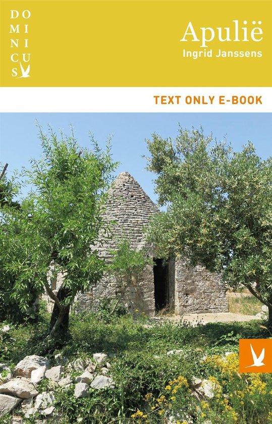 Dominicus Regiogids - Apulië - Ingrid Janssens   Readingchampions.org.uk
