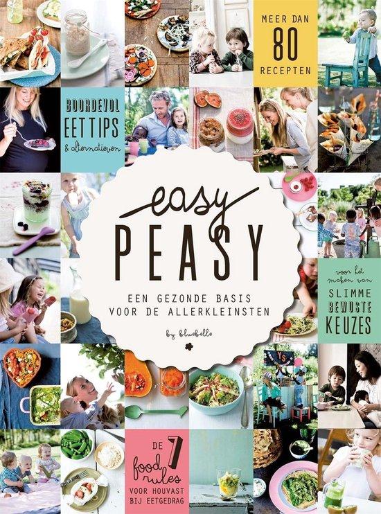 Boek cover Easy peasy van Claire van den Heuvel (Onbekend)