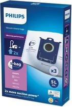 Philips S-Bag FC8027/01 - 3 stuks - Stofzuigerzak Ultra Long Performance