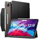 ESR Apple iPad Pro 12.9 2020 Yippee Color Case Zwart