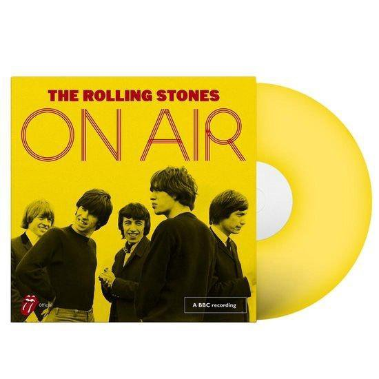 Bol Com The Rolling Stones On Air Coloured Vinyl 2lp The Rolling Stones Lp Album Muziek