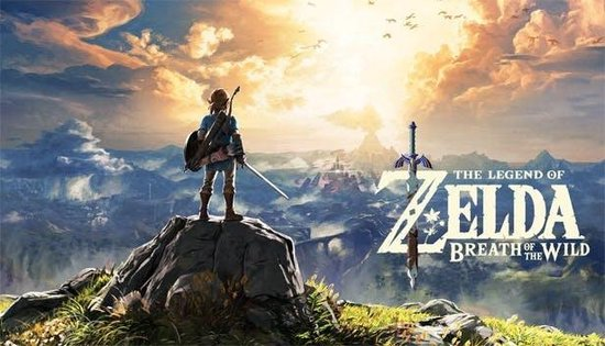 The Legend Of Zelda: Breath of the Wild - Wii U