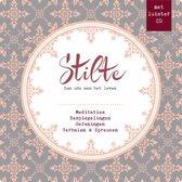 Inspiratieboekje en CD Stilte - 15.5x15.5 - S