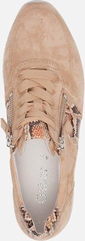 Gabor Sneakers cognac - Maat 40 rHKygfNY