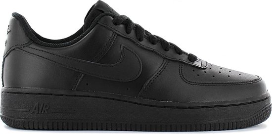 Nike WMNS Air Force 1 '07 - Sneakers - Zwart - Dames - Maat 40