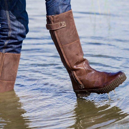 Outdoor laarzen ZOO Heren – d. Bruin – 100% Waterdicht & Leer – Vince 46
