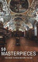 Boek cover 50 Masterpieces you have to read before you die vol: 1 van Louisa May Alcott (Onbekend)