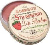 Rosebud Salve Strawberry - 22 gram - Lippenbalsem