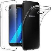 Samsung Galaxy A5 (2017) Hoesje Transparant - Siliconen Case