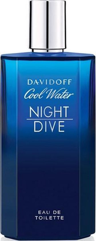 Davidoff Cool Water Night Dive Eau de Toilette Spray 125 ml - Davidoff