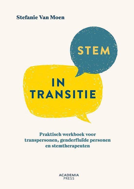 Stem in transitie - Stefanie van Moen |