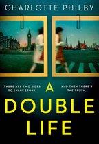 Boek cover A Double Life van Charlotte Philby (Onbekend)