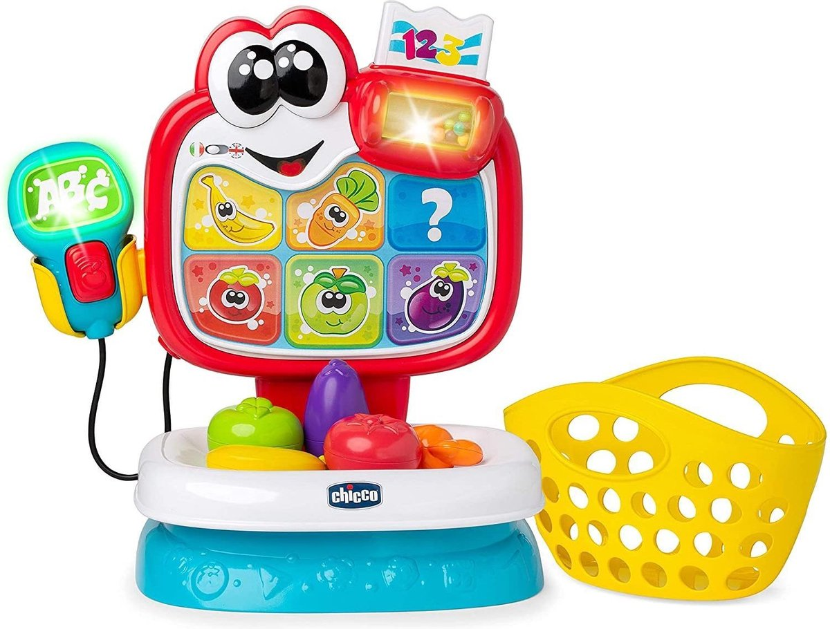 Chicco Elektronische Baby Market Junior Nleng 3 delig