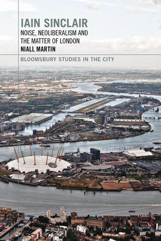 Boek cover Iain Sinclair van Dr Niall Martin (Hardcover)